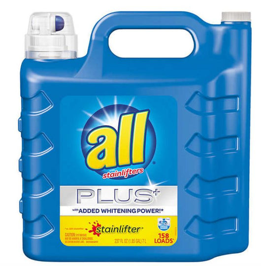 All Ultra Stainlifter Plus 237 oz., 158 Loads