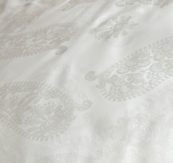 The Imperial Genuine Eiderdown Duvet With Silk Jacquard Ticking