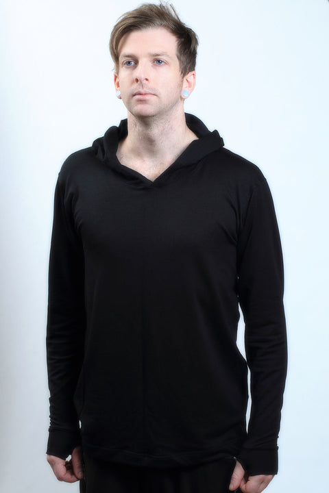 Illigent Apparel Men's Fresh Skin Hoodie Upper Front Body