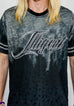 Illigent Apparel Mens Dark Illigence Jersey Close Up