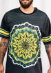 Illigent Apparel Mens Fusillade Jersey Close Up