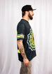 Illigent Apparel Mens Fusillade Jersey Side Top