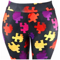 Leggings, Autism Speaks