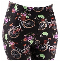 Leggings, Bicycles