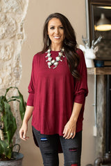 Tops, Dolman Sleeve Top