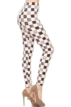 Leggings, Checkers