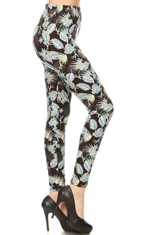 Leggings, Leaves