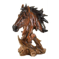 Magnificent Horse Bust-Animals-Across The Counter