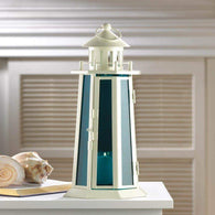Nautical Candle Lamp-Candle Lamps-Across The Counter