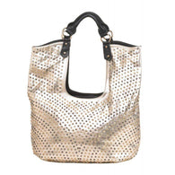 Hollywood Golden Tote-Bags and Handbags-Across The Counter