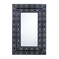 Moroccan Style Wall Mirror-Mirrors-Across The Counter