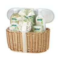 White Gardenia Spa Set-Bath and Body Gift Sets-Across The Counter