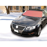 Winter Windshield Cover - Red-Auto Accessories-Across The Counter