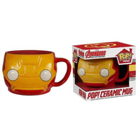 Iron Man Pop! Home 12 Oz. Mug-Licensed Merchandise-Across The Counter
