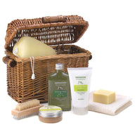 Healing Spa Bath Basket-Bath and Body Gift Sets-Across The Counter