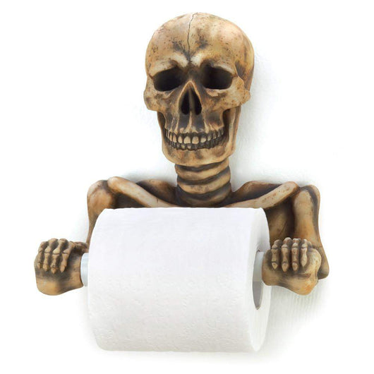 Spooky Toilet Paper Holder-Halloween-Across The Counter