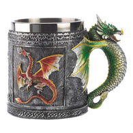 Royal Dragon Mug-Halloween-Across The Counter