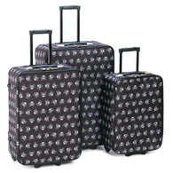 Stylish Skull Luggage Trio-Halloween-Across The Counter