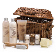 Sandalwood Naturals Spa Basket-Bath and Body Gift Sets-Across The Counter