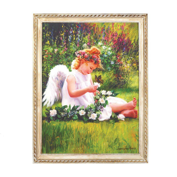 Garden Angel Wall Art-Heavenly Decor-Across The Counter