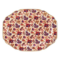 Jaipur Cream Serving Platter-Kitchen Helpers-Across The Counter