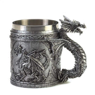 Celtic Dragon Mug-Halloween-Across The Counter