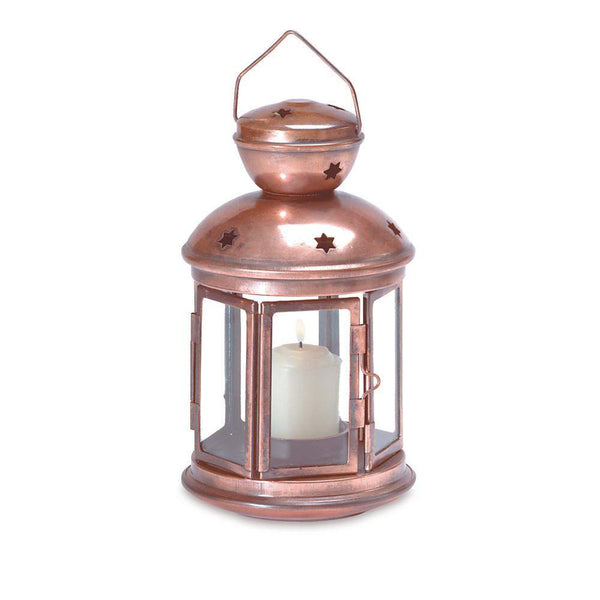 Colonial Candle Lamp-Candle Lanterns-Across The Counter