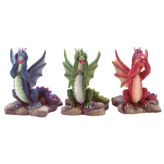 No Evil Dragons-Dragons and Gargoyles-Across The Counter