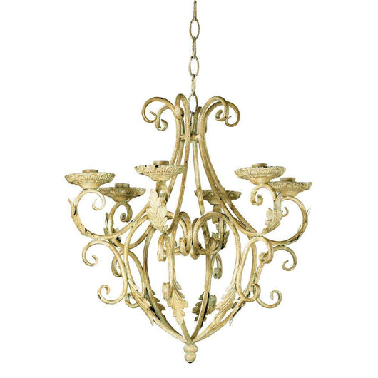 Royalty`s Candelier-Candle Chandeliers-Across The Counter