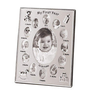 My First Year Photo Frame-Picture Frames-Across The Counter