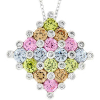 Surprise Glitz Pendant-Pendants-Across The Counter