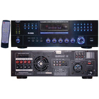 Pyle Home 1000-watt Am And Fm Receiver With Built-in Dvd-Home Theater and Stereos-Across The Counter