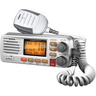 Uniden Fixed Mount Vhf And 2-way Marine Radio (white)-Boating-Across The Counter