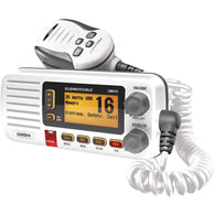 Uniden Oceanus D Marine Radio (white)-Boating-Across The Counter