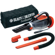 Black & Decker 12-volt Auto Vacuum-Tools-Across The Counter
