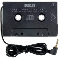 Rca Cd And Auto Cassette Adapter-Adapters and Cables-Across The Counter