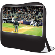 "Sima 84"" Pop-up Projection Screen-Projectors and Screens-Across The Counter"