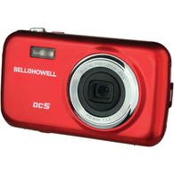 Bell+howell 5.0 Megapixel Fun-flix Kids Digital Camera (red)-Cameras and Camcorders-Across The Counter