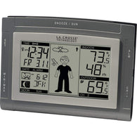 La Crosse Technology Wireless Weather Station With Sun And Moon & Advanced Forecast Icons-Weather Stations-Across The Counter