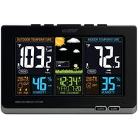 La Crosse Technology Wireless Color Forecast Station-Weather Stations-Across The Counter