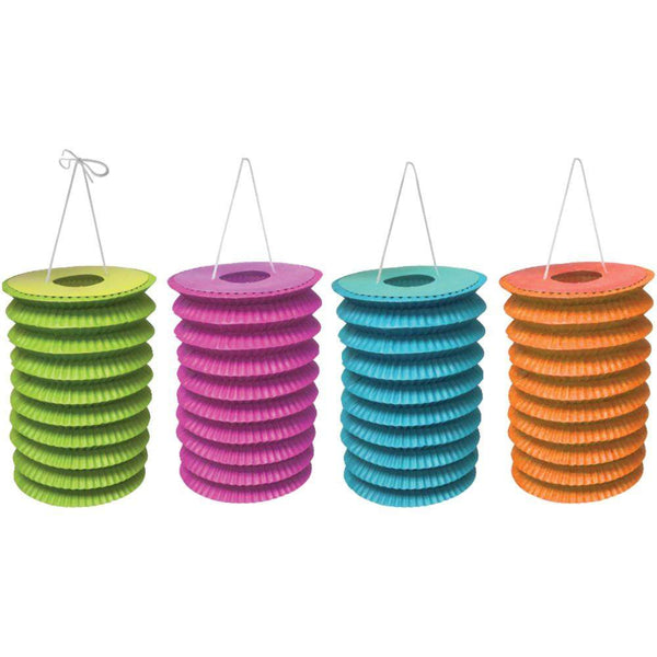 Pic Citronella Lanterns (4 Pk)-Garden Tools-Across The Counter
