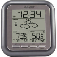 La Crosse Technology Titanium Wireless Forecast Station-Weather Stations-Across The Counter