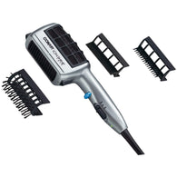 Conair Ion Shine Styler-Head and Hair-Across The Counter