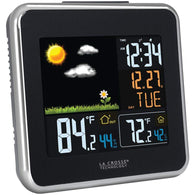 La Crosse Technology Wireless Color Weather Station With Forecast-Weather Stations-Across The Counter