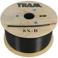 Tram Rg-8x 500ft Roll Tramflex Coaxial Cable-CB Radios-Across The Counter