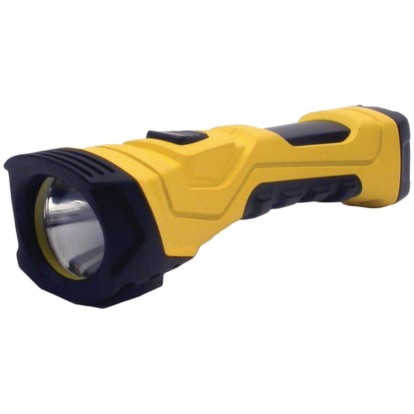 Dorcy 190-lumen Led Cyber Light Flashlight (yellow)-Flashlights-Across The Counter