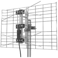 Eagle Aspen Directv-approved 2-bay Uhf Outdoor Antenna-TV Signal-Across The Counter