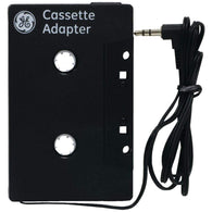 Ge Cassette Adapter-Adapters and Cables-Across The Counter