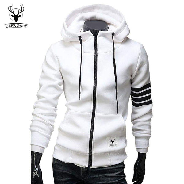 2015 NEW Fashion Men Hoodies Brand Leisure Suit High Quality Men Sweatshirt Hoodie Casual Zipper Hooded Jackets Male M-3XL-mens-Across The Counter