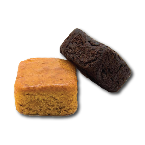 Brownie and Blondie Box (6x6) (Box of 12)